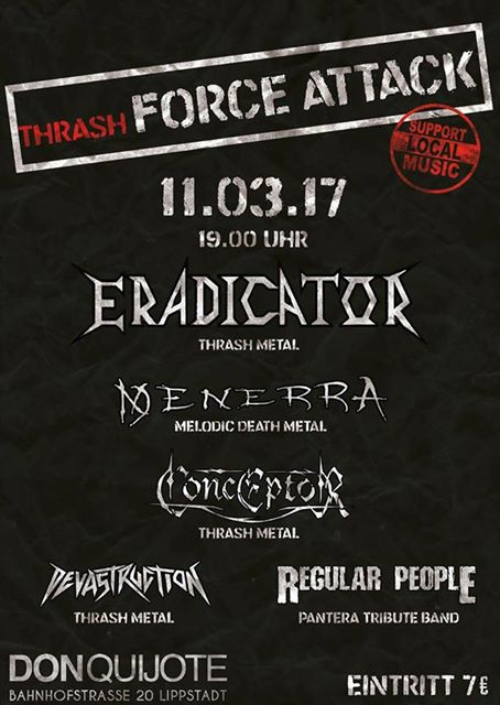 Thrash Force Attack